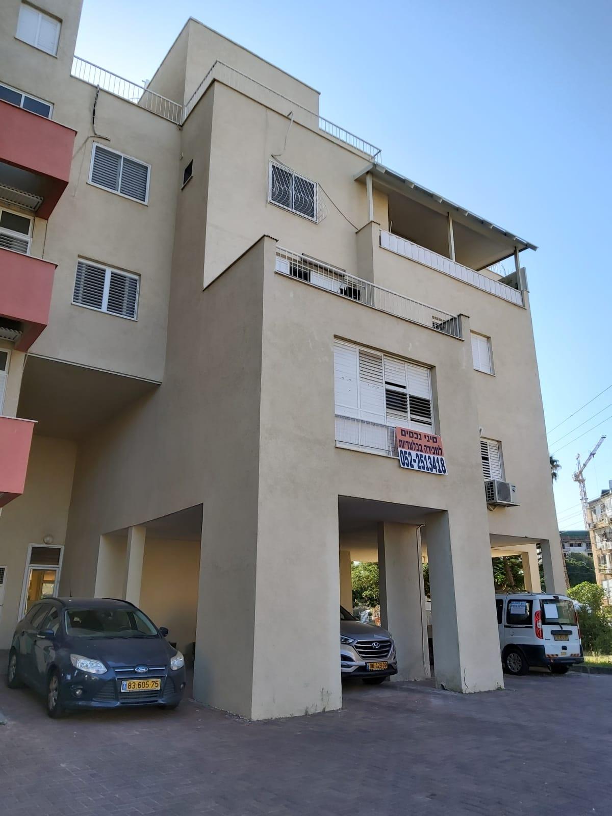 דירה למכירה ברחובות 4 חדרים ברחוב גולדה מאיר