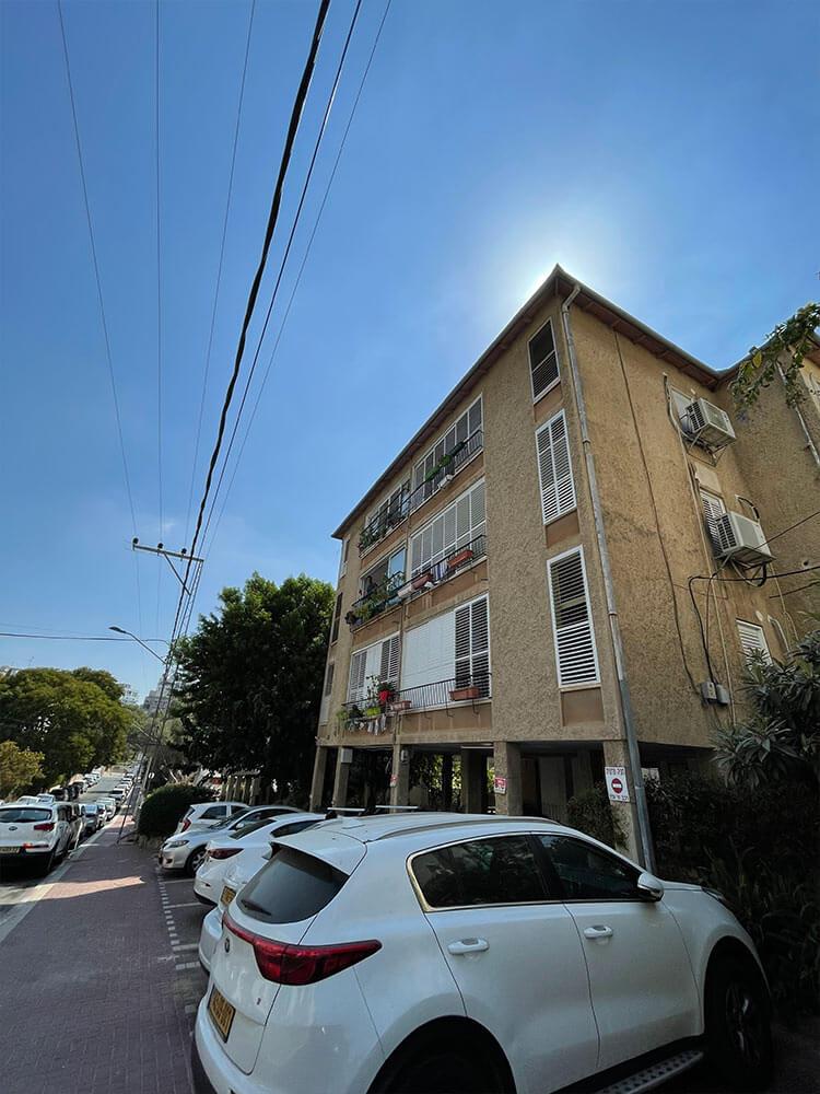 """דירה למכירה ברחוב הגר""""א - סיני נכסים"""